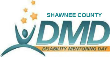 Shawnee County Disability Mentoring Day logo